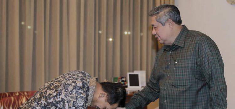 Moeldoko Tak Ingin Sangkutpautkan Jokowi