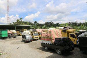 BULOG Mulai Serap Beras Prov Paling Barat Indonesia