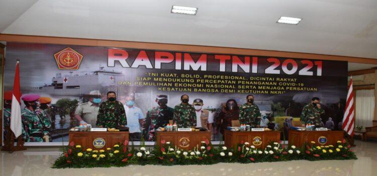 TNI AL Dukung Pemerintah dalam Penanganan Covid 19