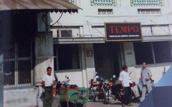 Sejarah Perjalanan TEMPO: Dari Senen Raya Hingga Palmerah Barat