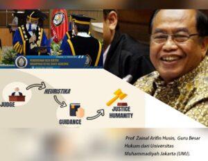 Hakim Lokomotif Pembaruan Lembaga Peradilan