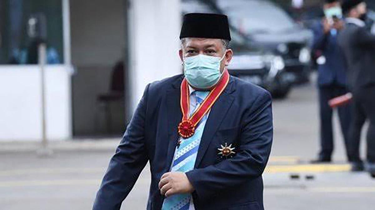 Manufer Fahri Hamzah 2021