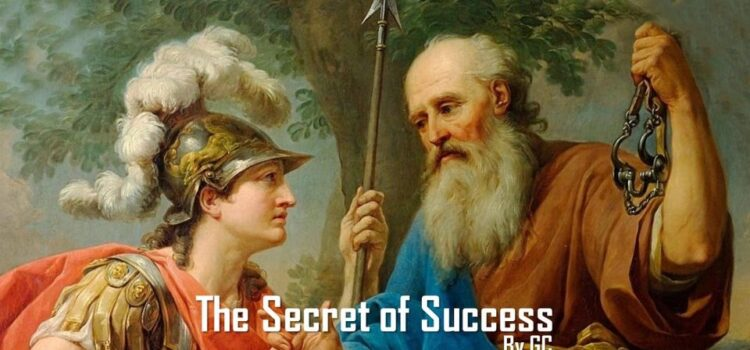 Socrates -- The Secret Of Success