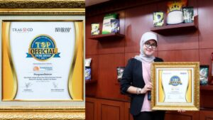 E-Commerce BULOG Raih Top Official Store Award 2021
