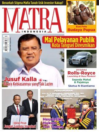 Dinamika MATRA Dalam Distribusi Media Cetak