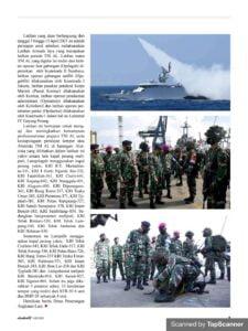 TNI AL Lagi-Lagi Tangkap Penyelundupan Narkoba