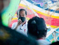 Jokowi IngatPesanIbu #5M