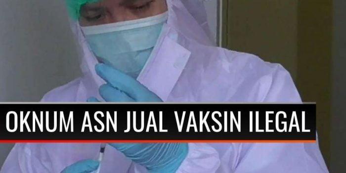 Kemenpan RB Bicara Oknum ASN Penjualan Vaksin Ilegal