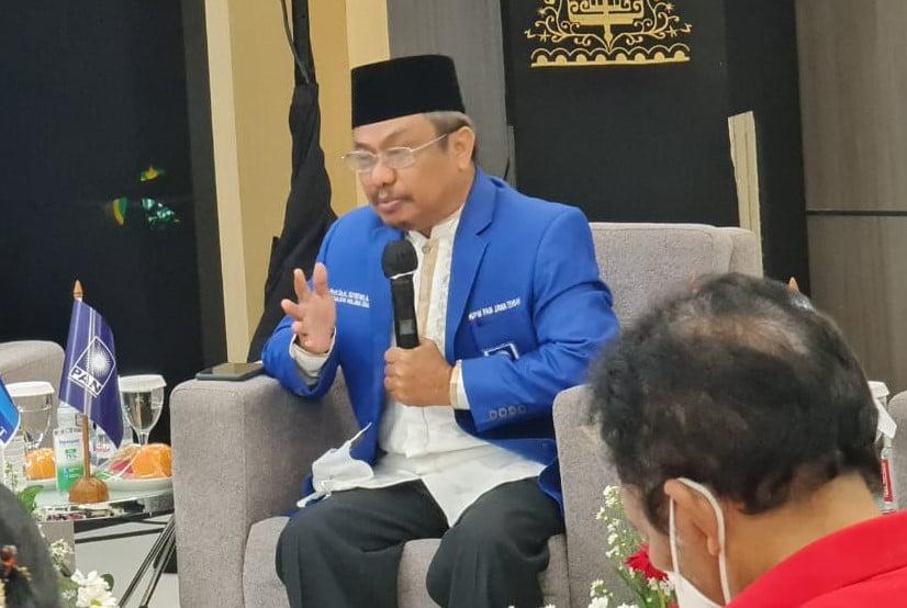 Prof. Suyatno, Pilihan Tepat Untuk Menakhodai PAN Jateng