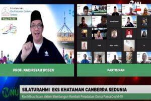 Pandemi Buka Peluang untuk Muslim, Sinergikan Agama dan Sains