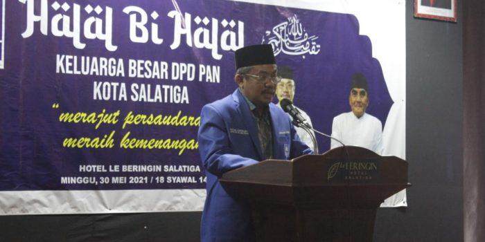 "Usai Terima SK, Prof. Suyatno Langsung ""Bergerak"""