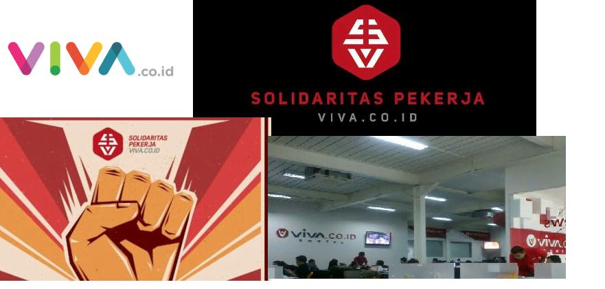 Solidaritas Pekerja VIVA (SPV) Melawan