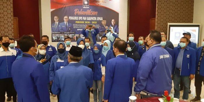 Pesan Penting Prof. Suyatno Untuk PAN Jepara