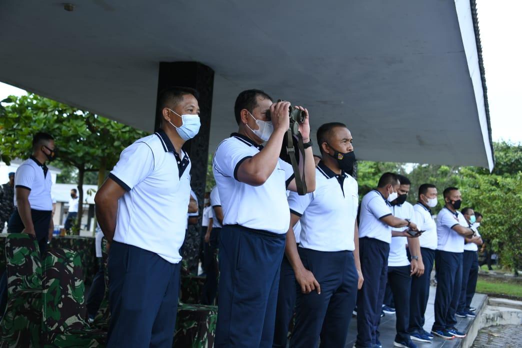 Kasal: Prajurit Marinir TNI AL Harus Profesional dalam Tugas