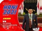 Yuk, Gunakan Twibbon HANI 2021