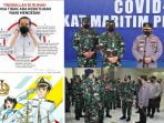 TNI AL Sinergi TNI-Polri Laksanakan Serbuan Vaksin, Sisir Area Pelabuhan