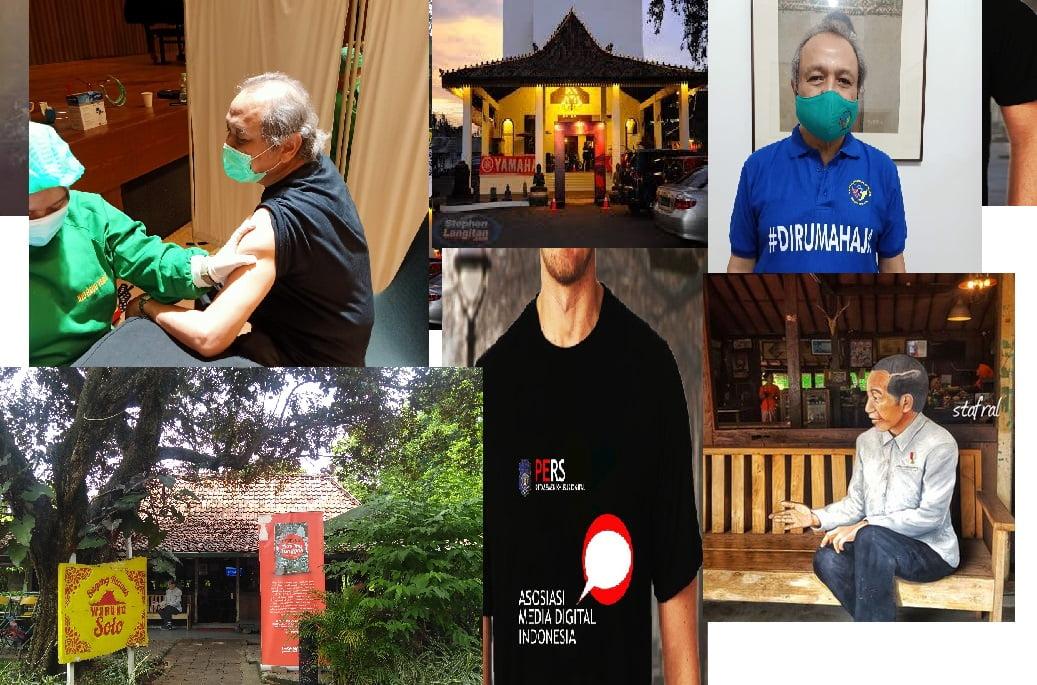 Gratis Vaksin Sinovac di Waroeng Solo 4-5 Agustus 2021