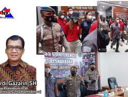 ICK Apresiasi Kinerja Polisi, Pertanyakan Kinerja BNN