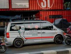 Presenter Ananda Omesh Ubah Mobil Pribadi Jadi Mobil Darurat Covid