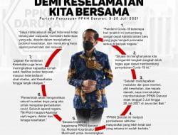 Jokowi Ingatkan Sense Of Crisis' Di Semua Kementerian/Lembaga Juga Para Pemimpinnya!
