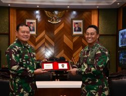 Awas, Ada Kepentingan Politik 2024 Dalam Pergantian Panglima TNI
