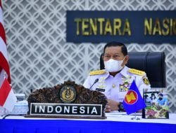 Kasal Ikuti ASEAN Navy Chiefs Meeting Ke-15 Tahun 2021