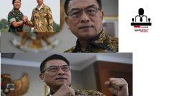 Moeldoko Terus Terang Soal Surpres Panglima TNI Yang Di Meja Presiden Jokowi