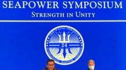 Wakasal Menjadi Pembicara pada 24th International Seapower Symposium 2021 di Amerika