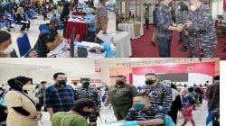 Gebyar Vaksin IPDN dan TNI AL Usai, Berhasil Memvaksin 16.748 Orang