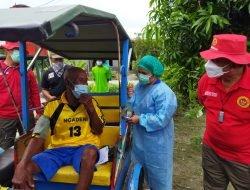 Vaksinasi Door To Door Efektif, Program BIN Arahan Presiden